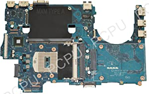 Dell Motherboard W7R2C Precision M4800