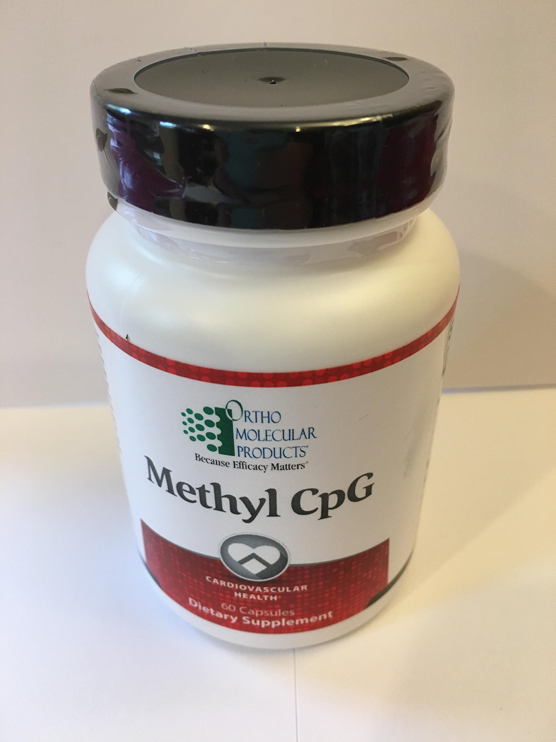 Ortho Molecular - Methyl CPG - 60 Capsules