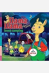 Llama Llama Loves Camping Paperback