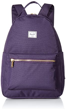 8aad777a8eb6 Herschel Nova Mid-Volume Backpack Purple Velvet One Size