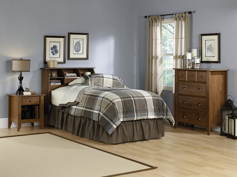 Sauder Bedroom Furniture Amazoncom 4 Drawer Chest Kitchen Dining