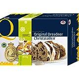 Dr. Quendt Dresdner Christstollen, 1er Pack (1 x 800 g) - Bio