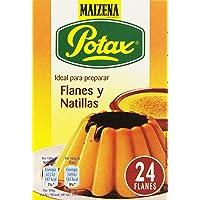 Maizena Potax Preparado para Flanes y Natillas