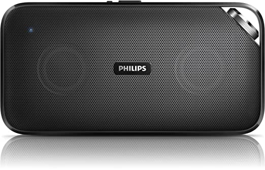 64 opinioni per Philips BT3500B/00 Altoparlante Wireless Portatile, Nero