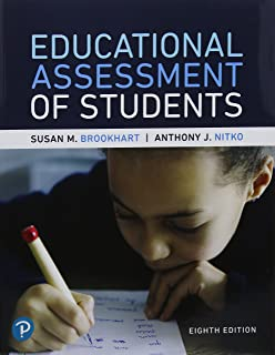 Educational Assessment of Students 5th Edition Anthony J