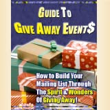 Guide to Give Away Events
