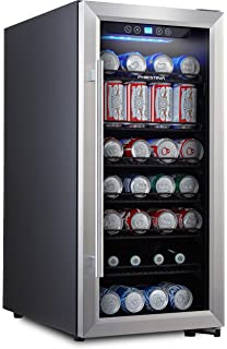 Amazoncom Danby 95 Can 26 Cu Ft Beverage Center Soda Beer