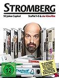 Stromberg Box - Staffel 1-5 & der Kinofilm (11 Discs)