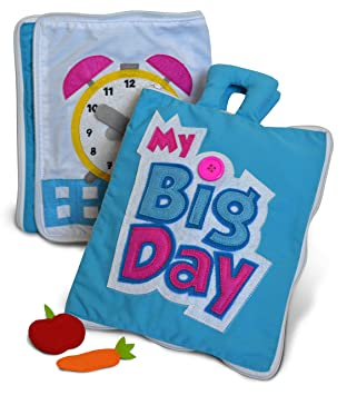 My Big Day Activity Book