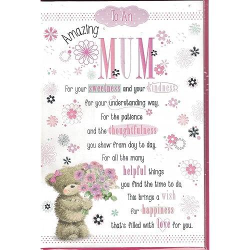 Mum Birthday Cards Amazon