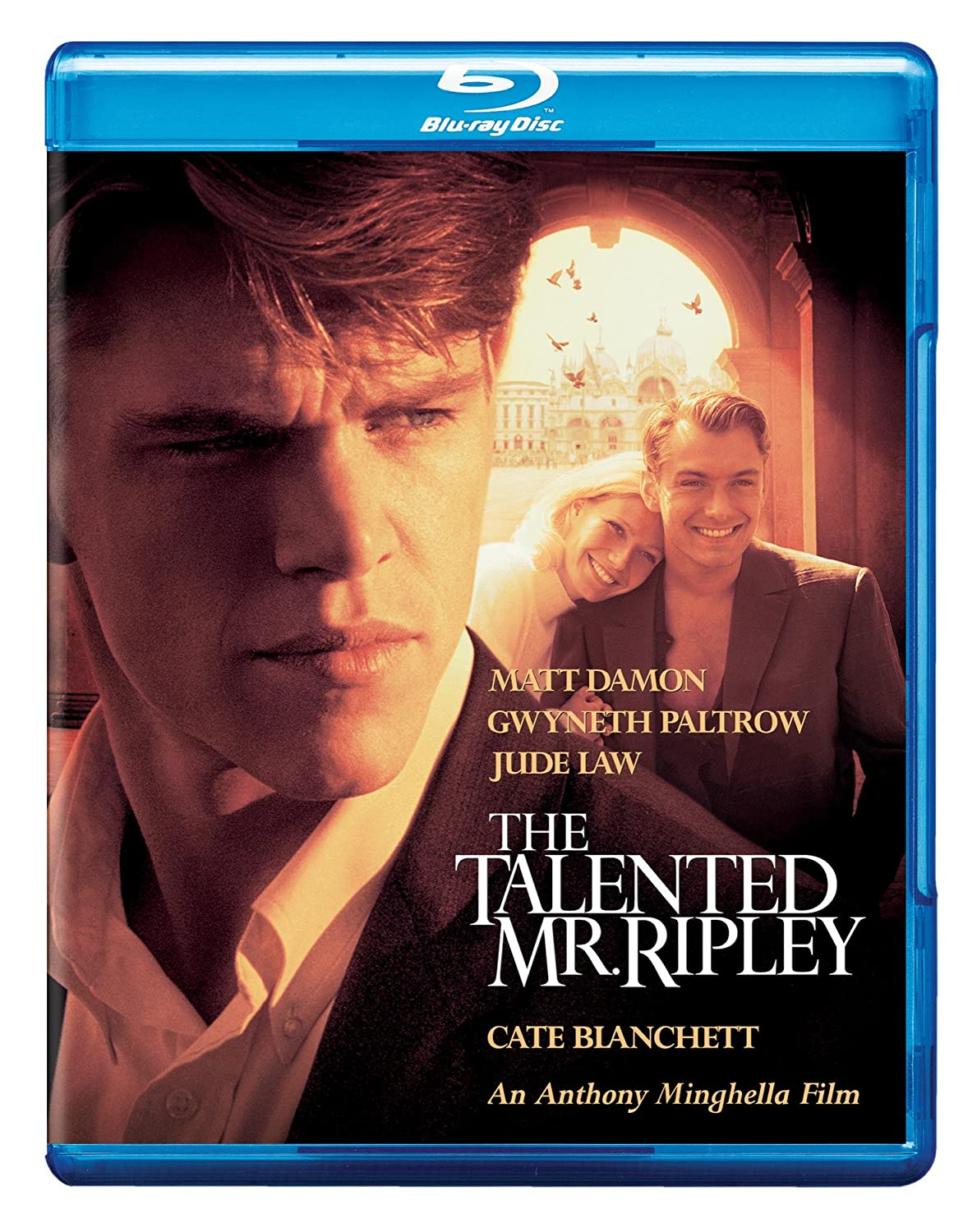 amazon com talented mr ripley the 1999 bd blu ray amazon com talented mr ripley the 1999 bd blu ray various movies tv