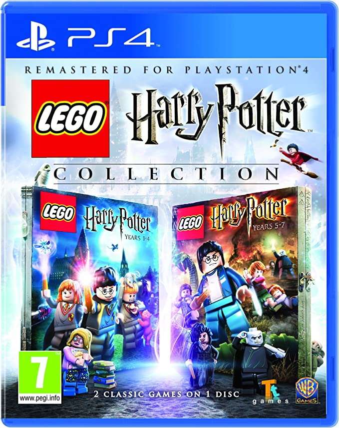 Lego Harry Potter Collection [Importación Inglesa]: Amazon.es: Videojuegos