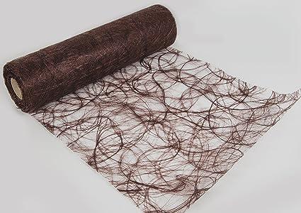 sizoweb 30 cm de ancho 5 m o 20 m de largo camino de mesa mesa banda