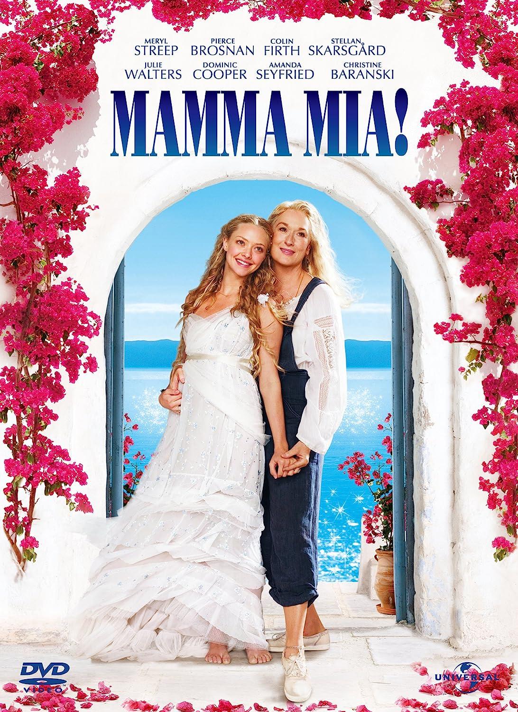 洋画で人気のおすすめミュージカル映画ランキング9位「マンマ・ミーア!」