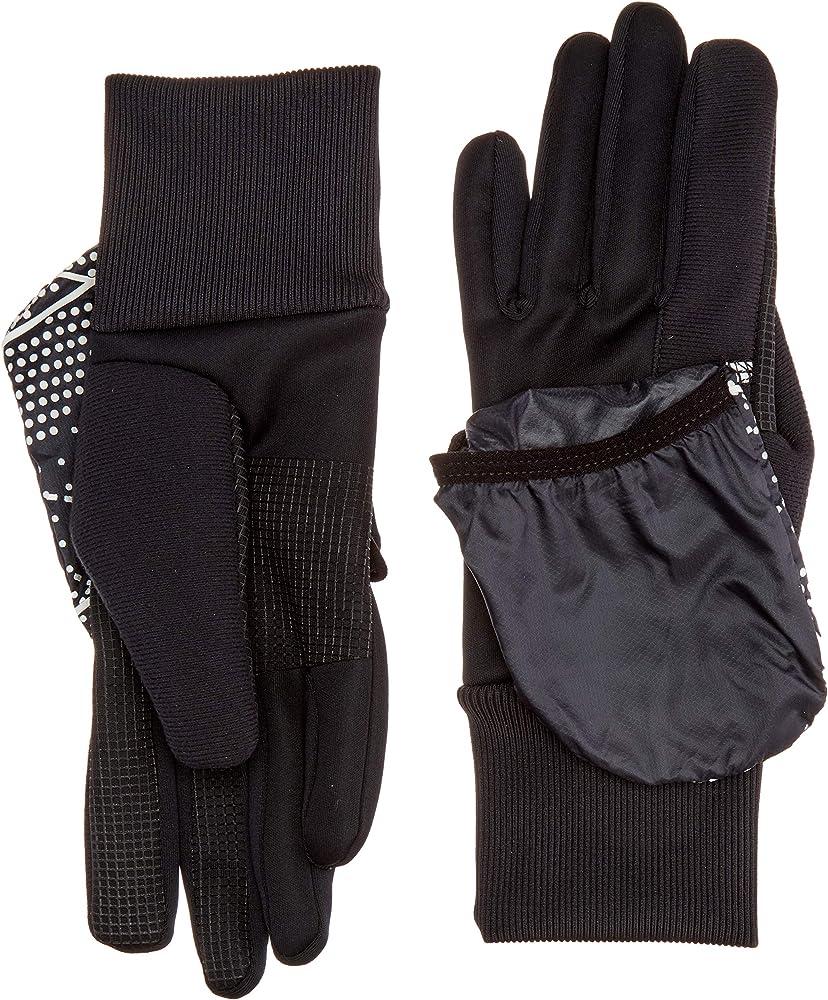 a83682368f9b0 Amazon.com : Under Armour Women's Convertible Gloves, Black (002 ...