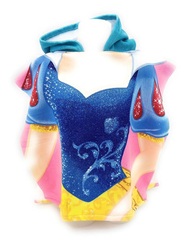 BLANCHE NEIGE Poncho da Bagno/ /Disney /Microfibra 100/% Poliestere/ /Principessa Biancaneve/ /110/x 55/cm/ /Mantella da Bagno/ /SnowWhite/