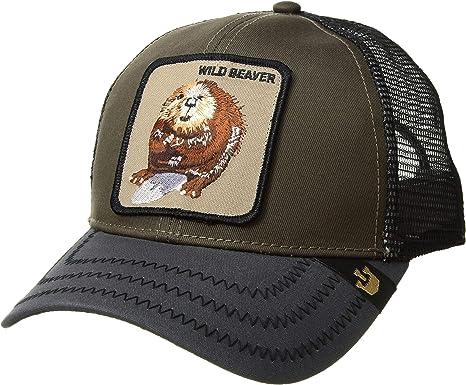 Gorra trucker verde castor Wild Beaver de Goorin Bros. - Verde ...