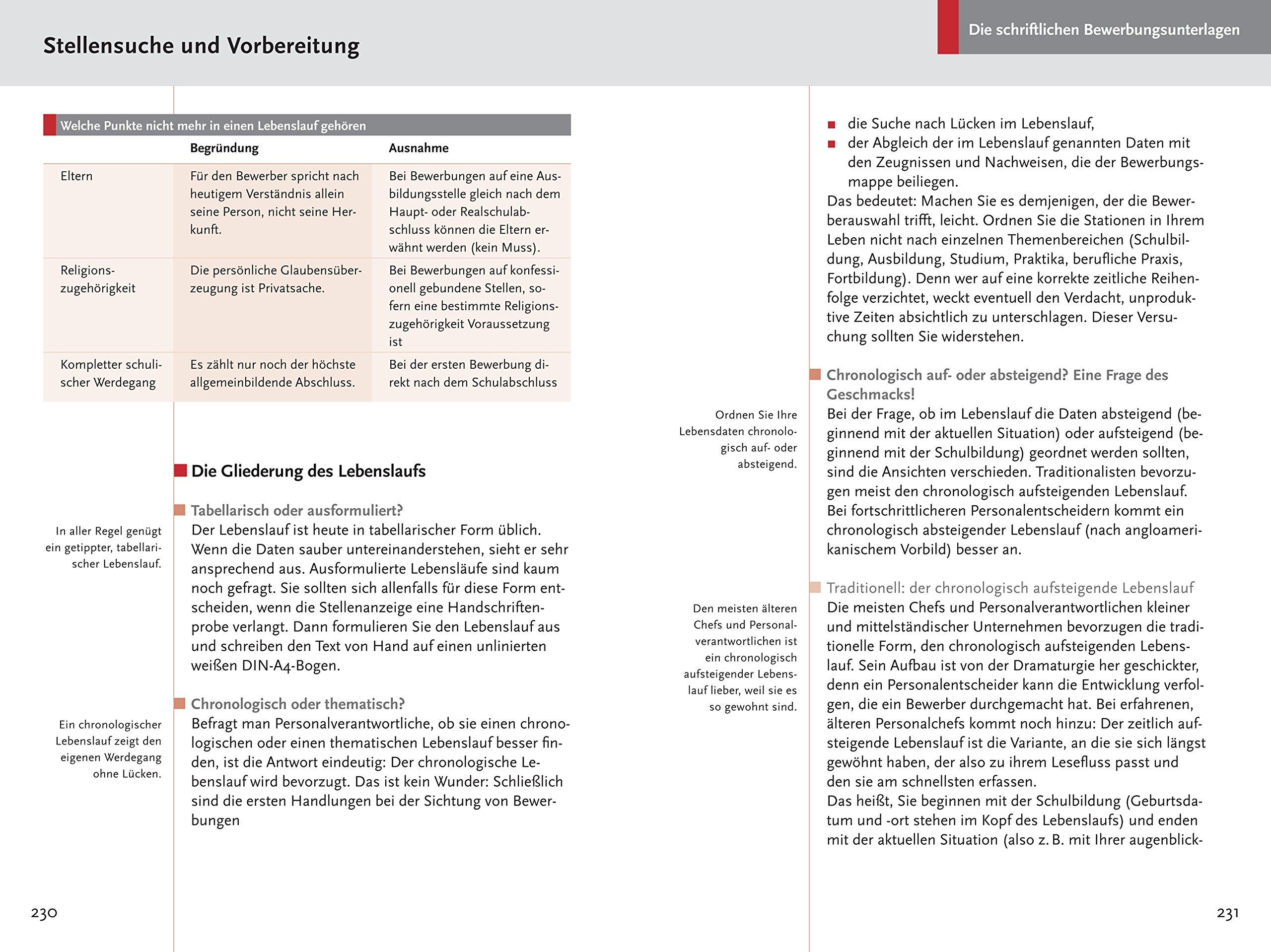Duden Ratgeber Handbuch Bewerbung Bewerbungen Optimal Vorbereiten