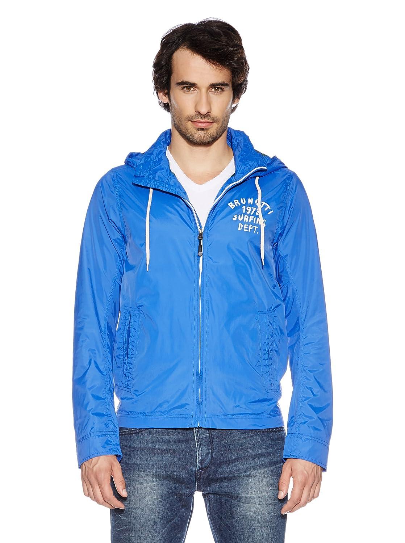 Brunotti Mastoe Blue Jacket Windbreaker Jacket 5000 MM Hood