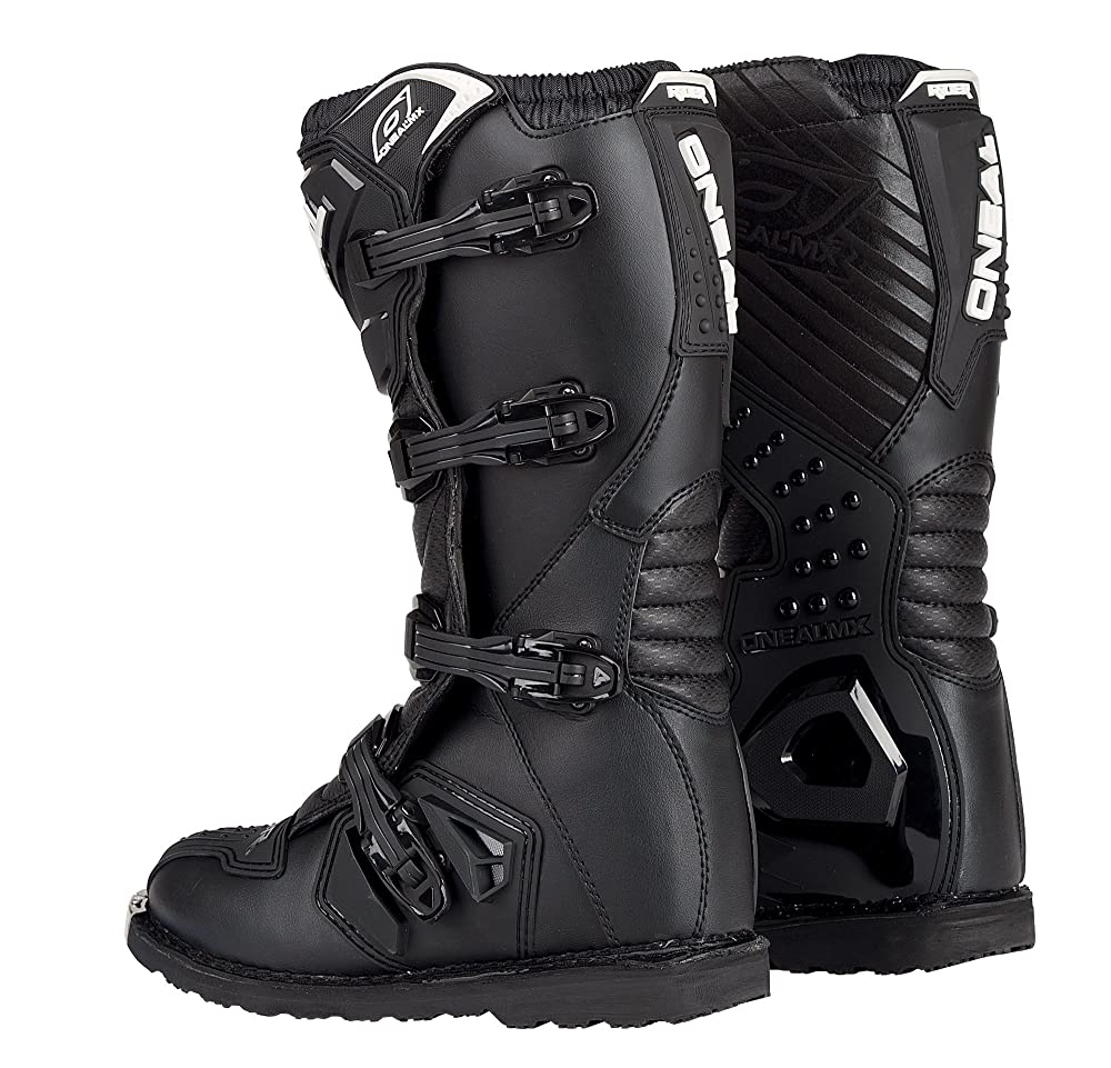 O'Neal 0324-110 Rider Boots (Black, Size 10)