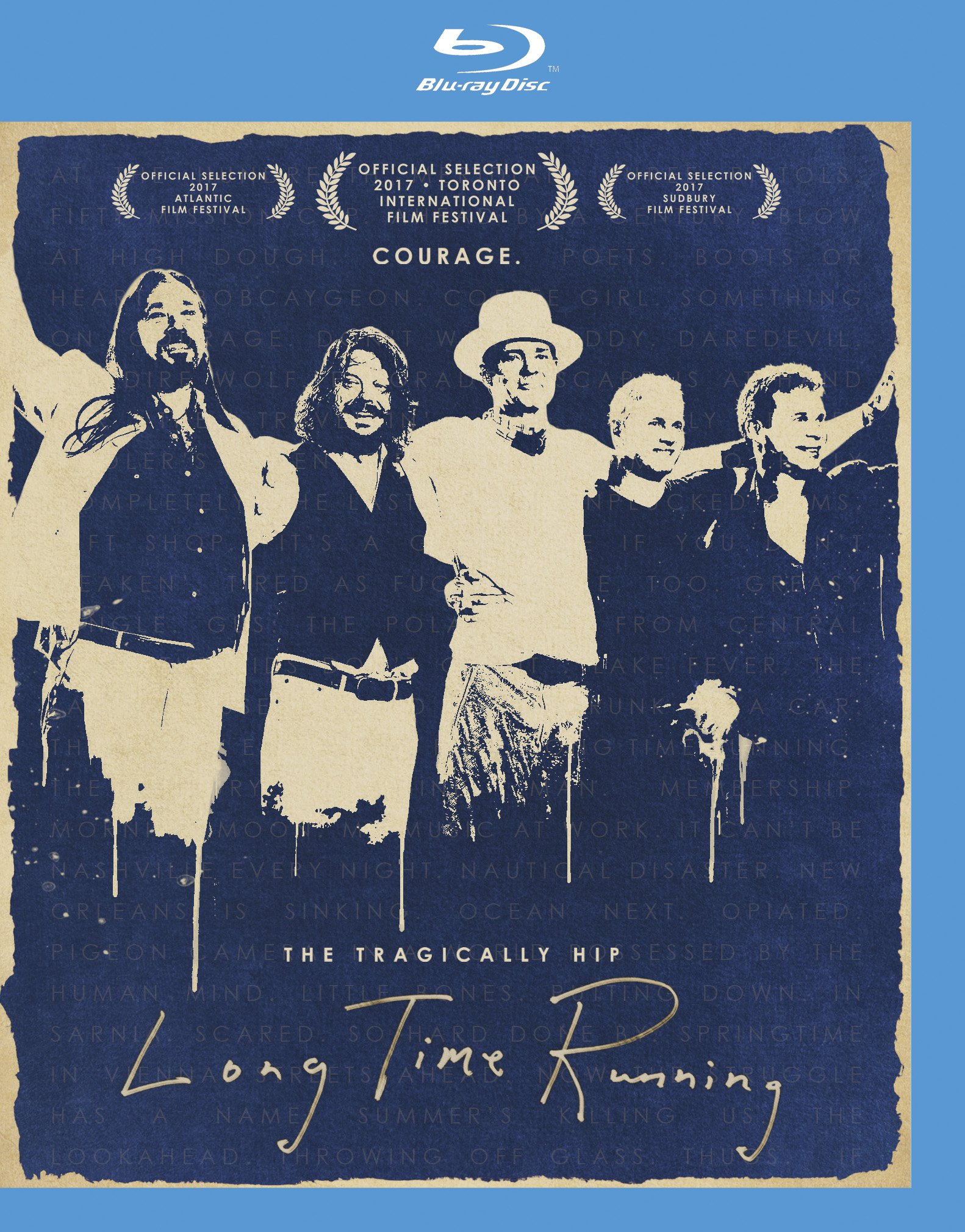 Blu-ray : The Tragically Hip - Long Time Running (Blu-ray)