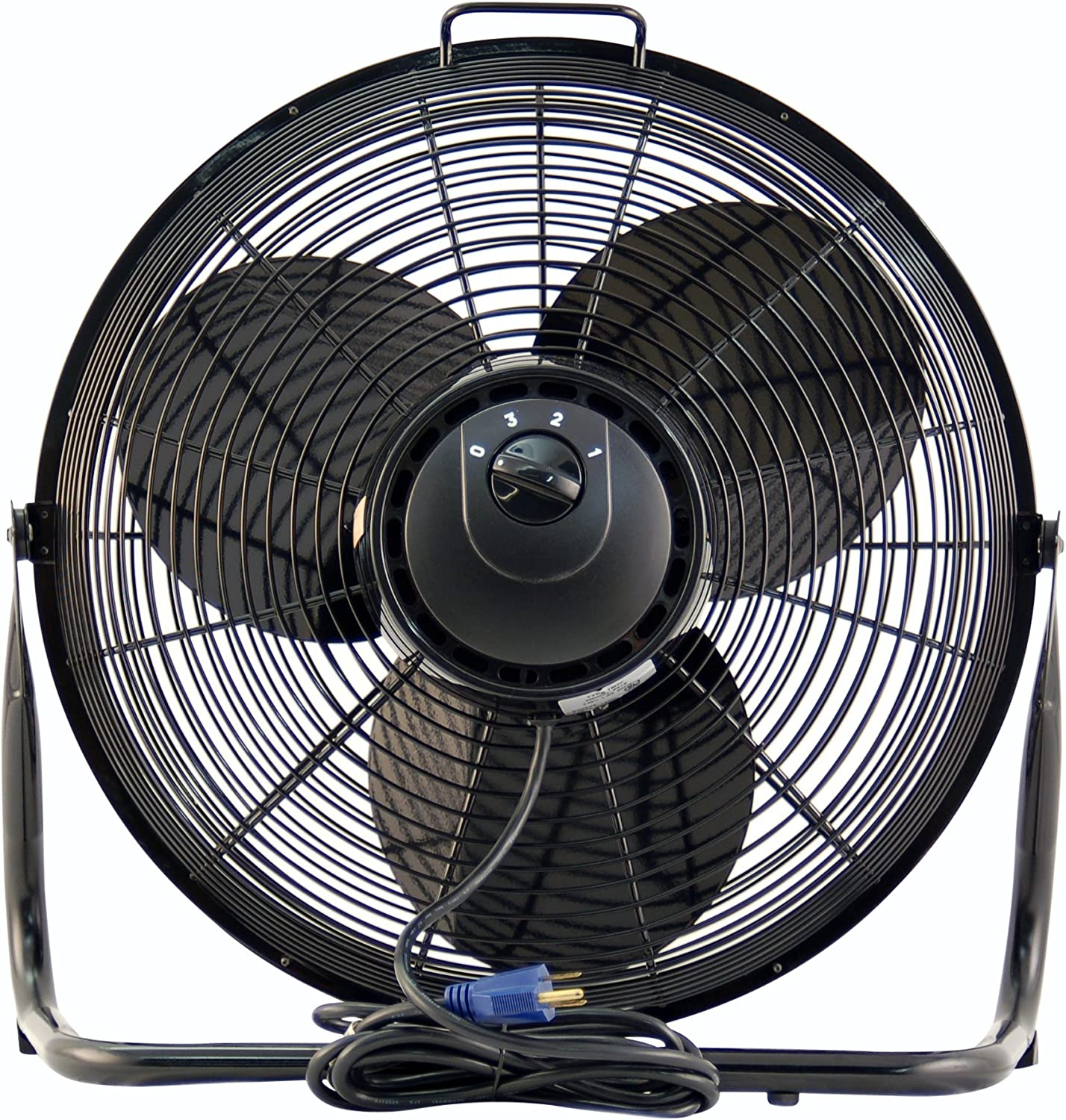 Air King High Velocity Pivoting Floor Fan