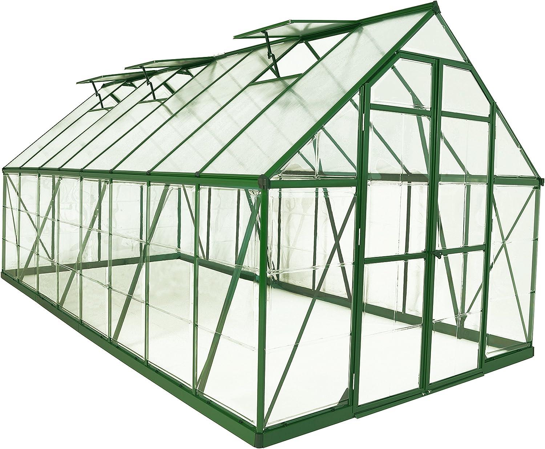 Equilibrio Palram Hobby invernadero: Amazon.es: Jardín