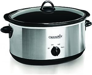 Amazon.com: Holmes Products Crock-Pot – scv800-r 8-Quart ...