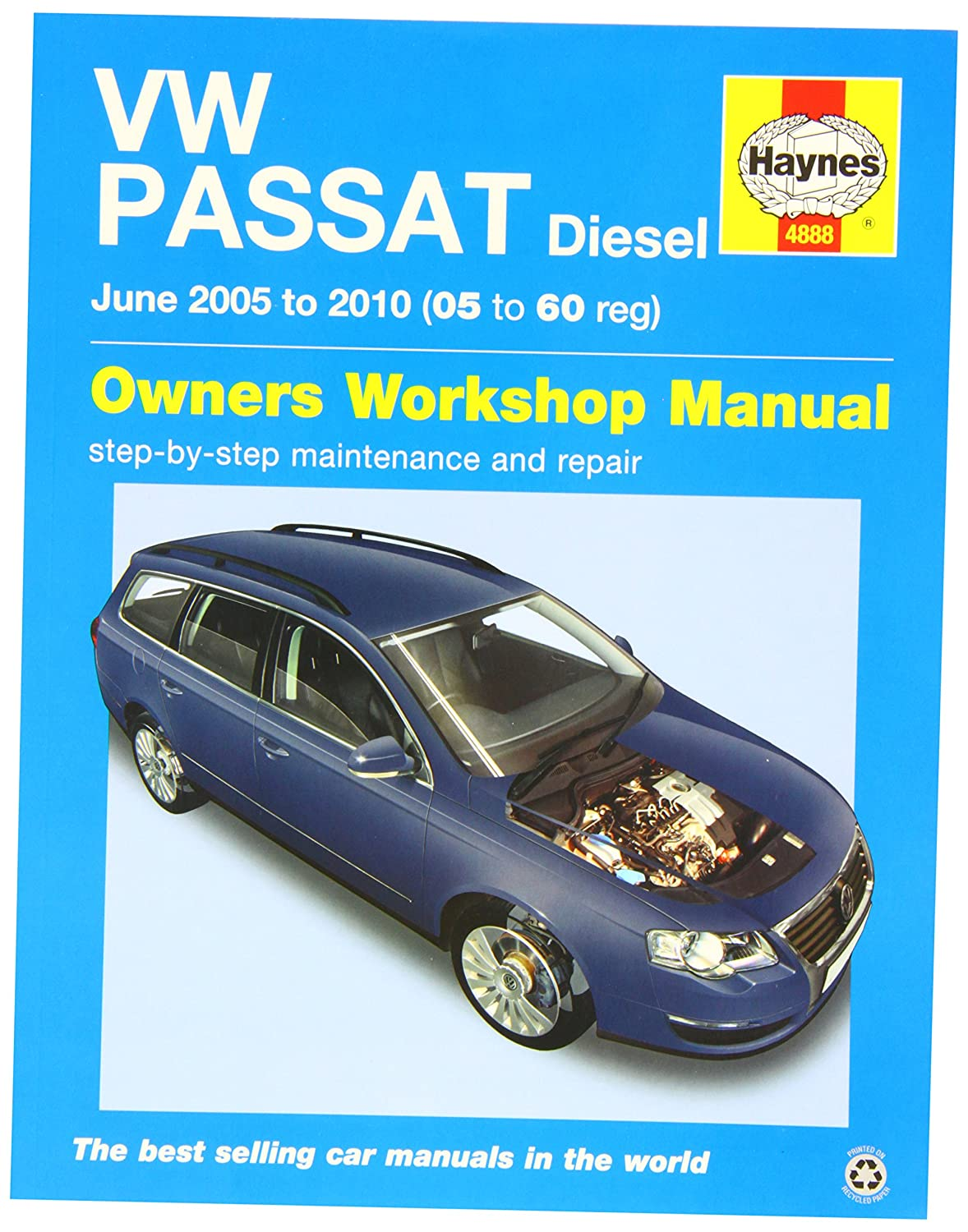 Haynes 4888 Service and Repair Workshop Manual: Amazon.co.uk: Car &  Motorbike