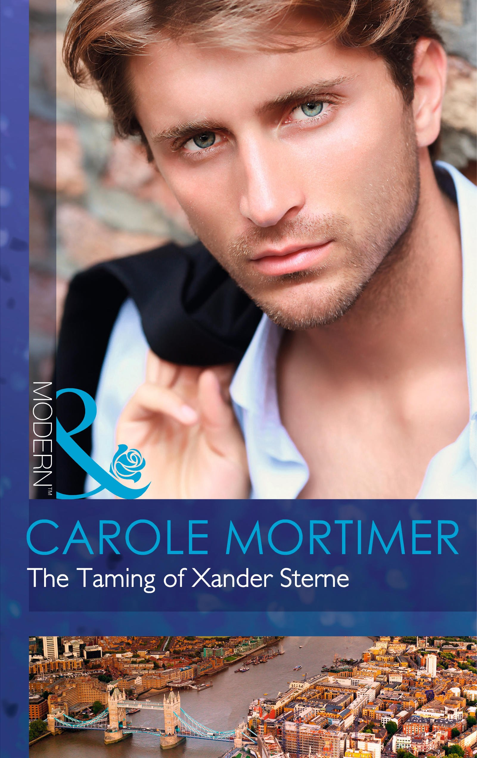 xander sterne mills and boon