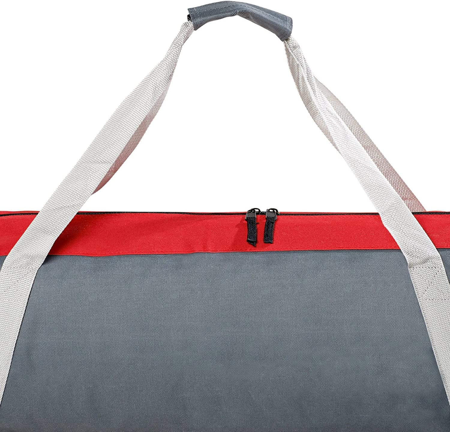 43 x 27 x 5 cm Unisex Black Crevice Ski Bag Set red//grey BCR151006