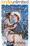 Mail Order Bride: Christmas Hope and Redemption
