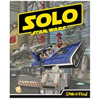 Solo: A Star Wars Story Look & Find