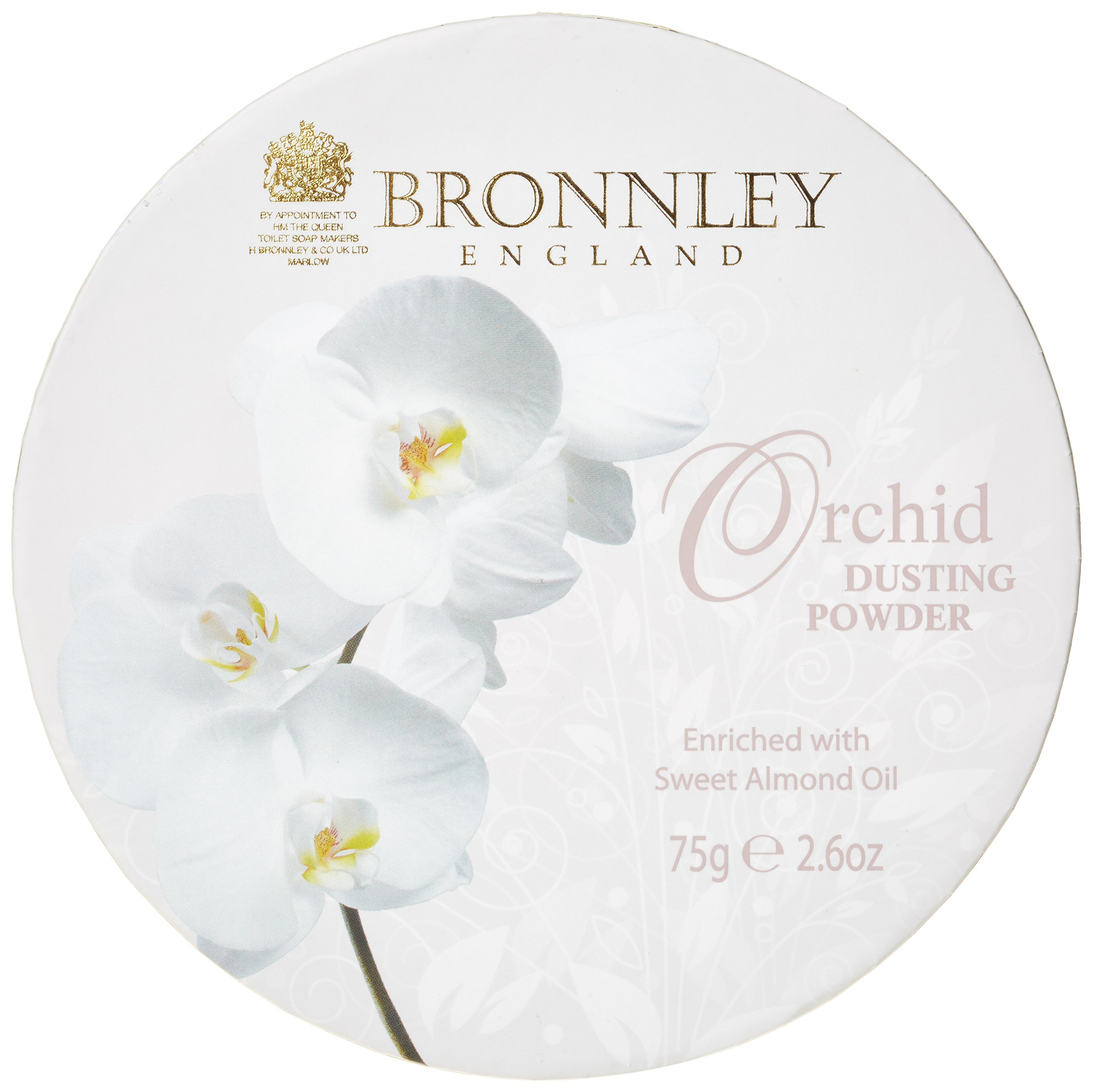 Bronnley Orchid Dusting Powder 75g by Tayongpo by Tayongpo (Image #4)