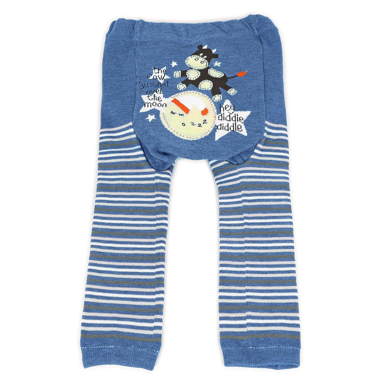 Baby & Kleinkind Woll-Legging von Dotty Fisch - Jungen Entwirft - 6-12 Monate, 12-24 Monate & 24+ Monate