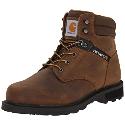 Carhartt Men's 6 Work Soft Toe NWP Work Boot: Shoes