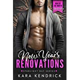 New Year's Renovations: Man of the Month Club - January (Starlight Bay Book 1)