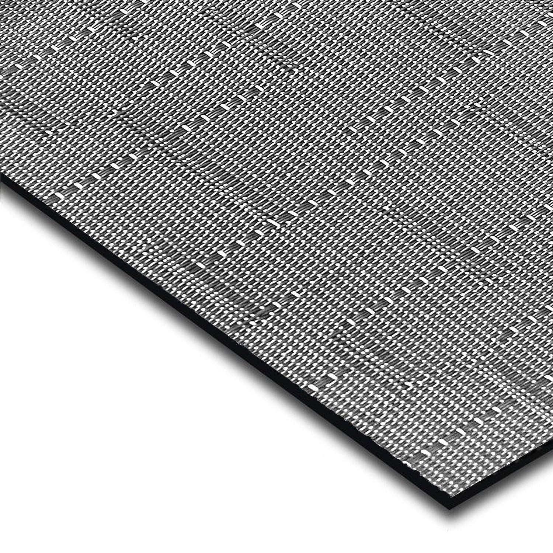 100 x 180 cm dekorative Unterlegmatte f/ür B/ürost/ühle oder Sportger/äte casa pura Design Bodenschutzmatte Siena in 6 Gr/ö/ßen