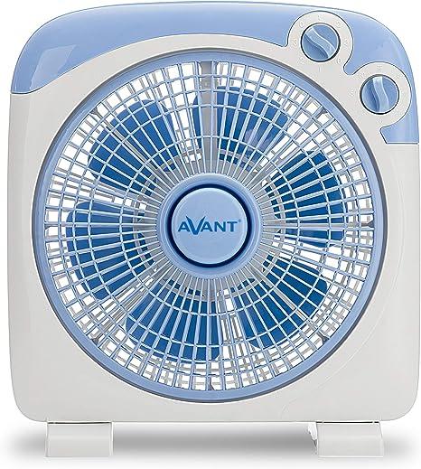 AVANT - Ventilador de Caja 3 Velocidades y Temporizador. Potencia ...