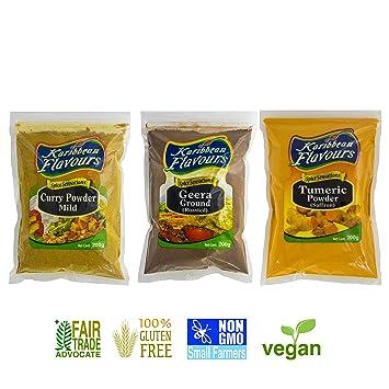amazon com premium curry powder ground cumin geera ground