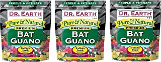 product image for Dr. Earth Pure & Natural Bat Guano 1.5 lb (Тhrее Pаck)