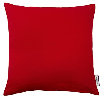 Tom Tailor 580741 Kissenbezug Ohne Fullung T Dove 60 X 60 Cm Rot