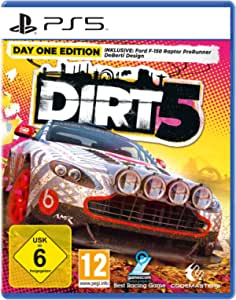 Dirt 5 - Day One Edition (Playstation PS5)