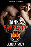 Tank's Property (The Brothers of Menace MC Book 8)