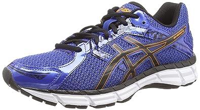 Asics Gel-Oberon 10, Men's Training Running Shoes, Blue (Blue/Black