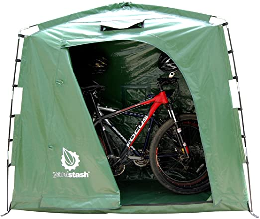As Long As You Have No Enough Space Indoors For Your Bike, You Will Need  Some Form Of Outdoor Storage. The Outdoor Bike Storage Sheds We Have  Reviewed Here ...