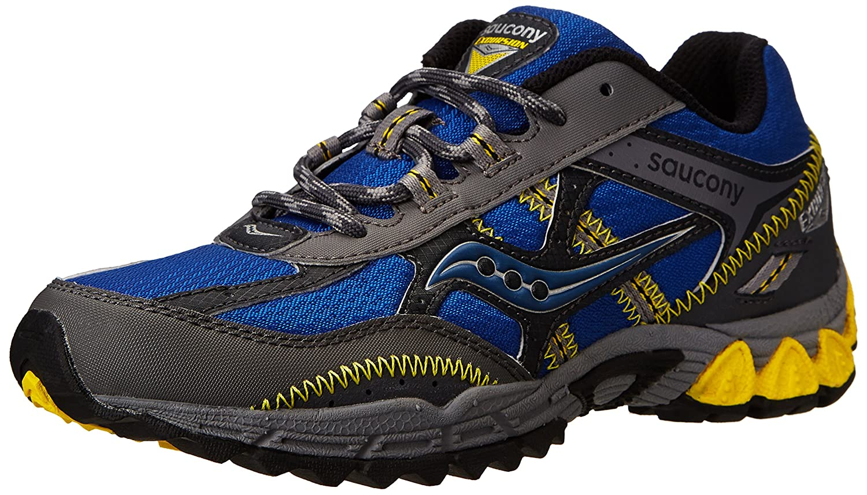 392bf984b2 Saucony Boys' Excursion Running Shoe (Little Kid/Big Kid)