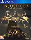 Injustice 2 Legendary Day One Edition - Steelbook with exclusive DLC(PS4) [並行輸入品]