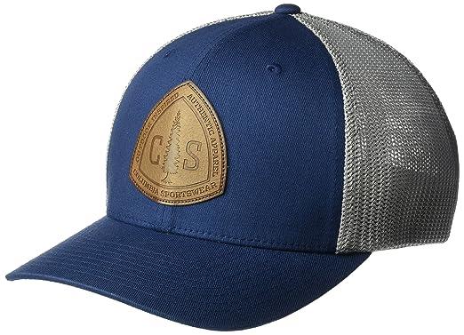 b2fcaa2eec55f Columbia Men s Rugged Outdoor Mesh Hat at Amazon Men s Clothing store