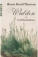 Walden & Civil Disobedience (Illustrated) Kindle Edition